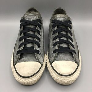 Converse All Star John Varvatos Leather Sneakers